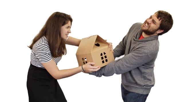Divorcio genera automáticamente copropiedad sobre los bienes de la sociedad conyugal